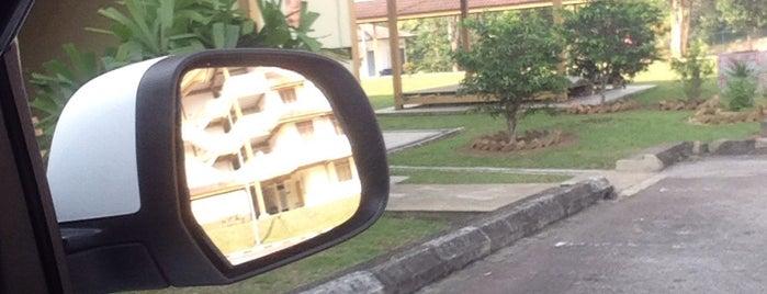 Universiti Teknologi MARA (UiTM) is one of Learning Centers #2.
