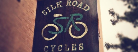 Silk Road Cycles is one of Greenpoint.