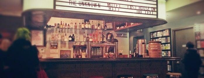 Nitehawk Cinema is one of Brooklyn, NYC.