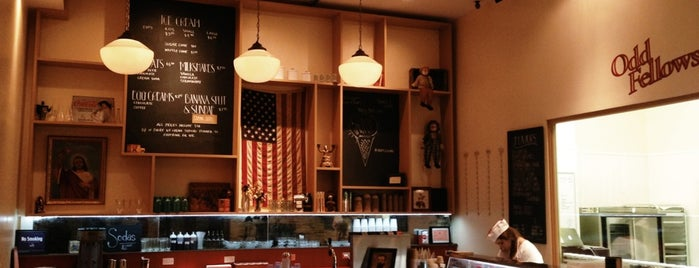 OddFellows Ice Cream Co. is one of Welcome to Williamsburg.