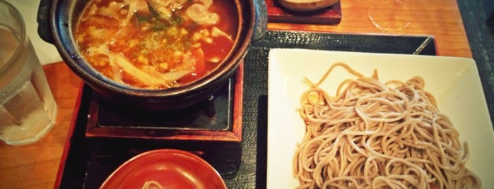 Cocoron is one of Soba in The City.