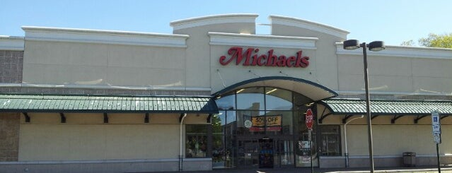 Michaels is one of Nancy>Need's A Cup*Coffee;-).
