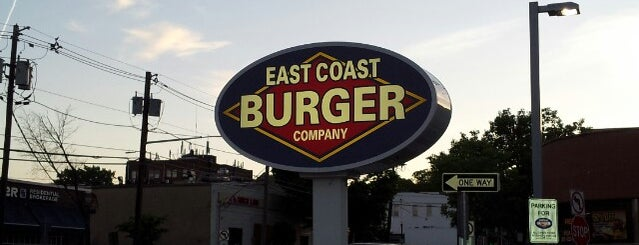 East Coast Burger Company is one of Gespeicherte Orte von Joshua.