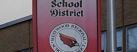 Westwood Regional High School is one of Dan 님이 좋아한 장소.