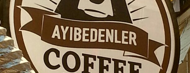 Ayıbedenler Coffee & Radio is one of Ders.