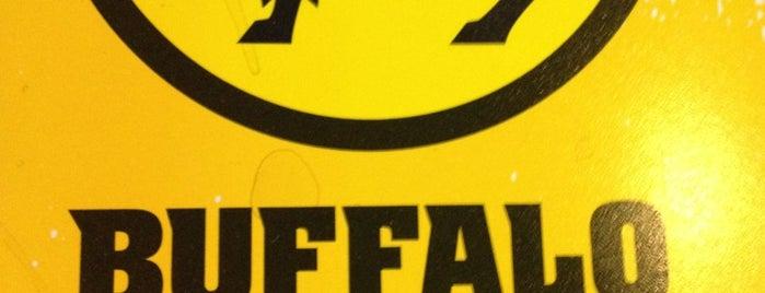 Buffalo Wild Wings is one of Kenneth Knightley Best Eateries.