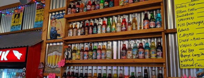 Rocket Fizz is one of Places to try when traveling.