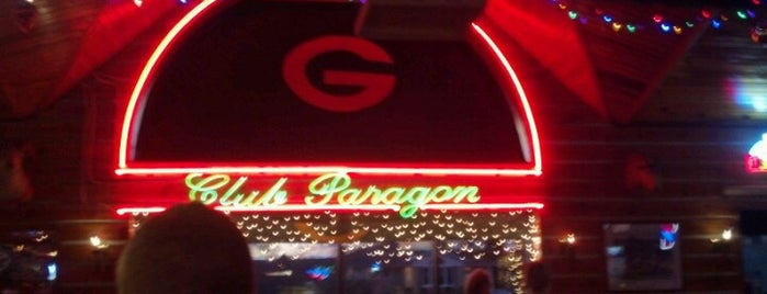 Club Paragon is one of M B.