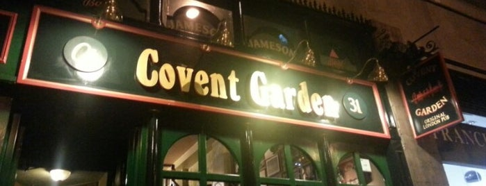 Covent Garden is one of De 4 Copas.