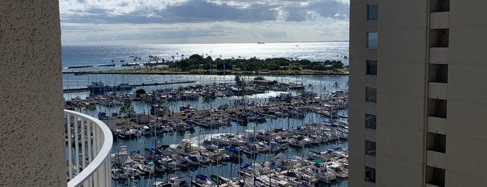 The Modern Honolulu is one of Hawaii 2019🌺.
