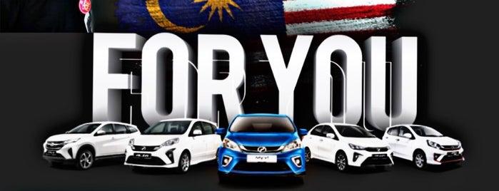 Petronas is one of Neu Tea's Nav.