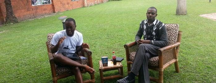 Nubuke Foundation is one of Gana.