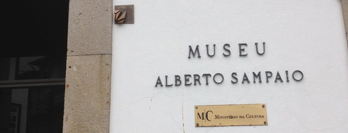 Museu Alberto Sampaio is one of Fabioさんの保存済みスポット.