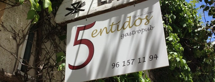 5 Sentidos is one of Portugal.