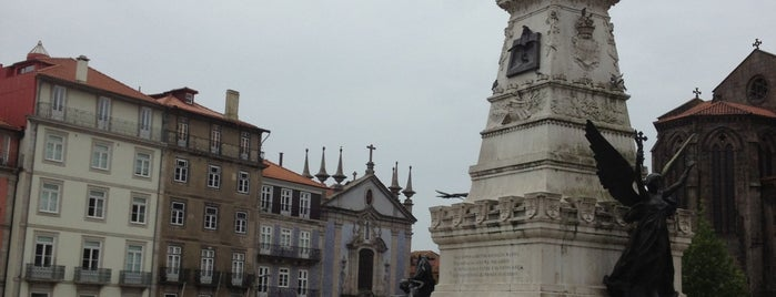 Praça do Infante D. Henrique is one of Porto Things To Do.