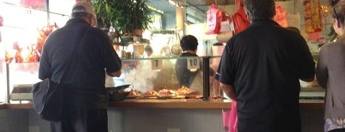 Yee's Restaurant is one of Lugares favoritos de David.