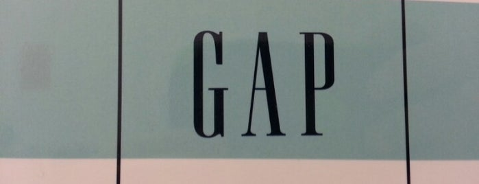 Gap is one of Maileさんの保存済みスポット.