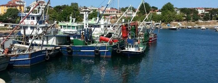 Kefken Liman is one of สถานที่ที่ Pelin ถูกใจ.