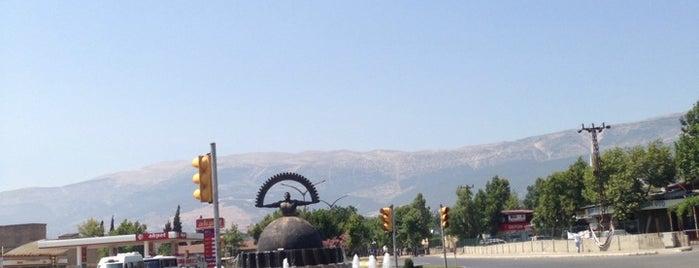 Kahramanmaraş Oto Sanayi is one of สถานที่ที่ A ถูกใจ.