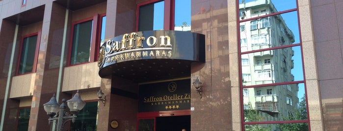 Saffron Hotel is one of Lieux qui ont plu à Oral.
