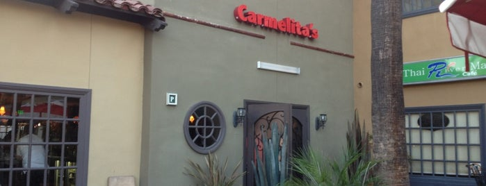 Carmelita's is one of Locais curtidos por Marie.