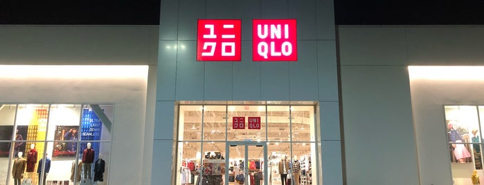 UNIQLO is one of SF und Arizona.