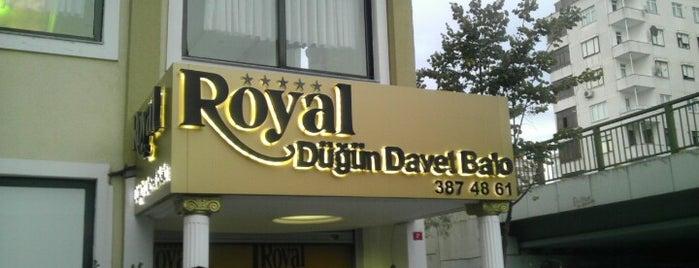 Royal Düğün Salonu is one of Zynp : понравившиеся места.