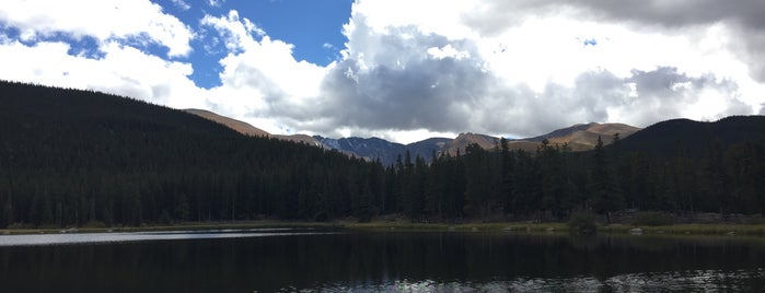 Echo Lake is one of Denver/Breck Trip 2016.