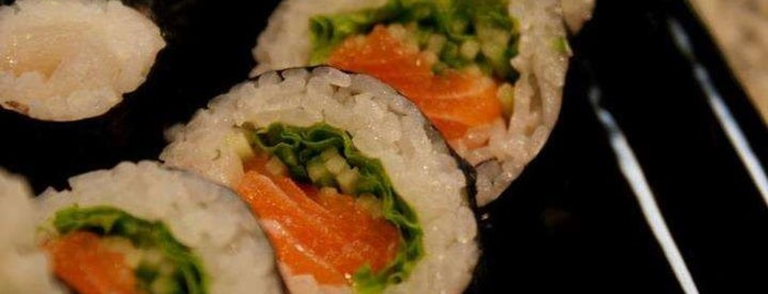 Miyako Sushi is one of Foursquare Specials in Poland.