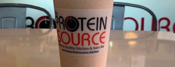 The Protein Source is one of Vegas.