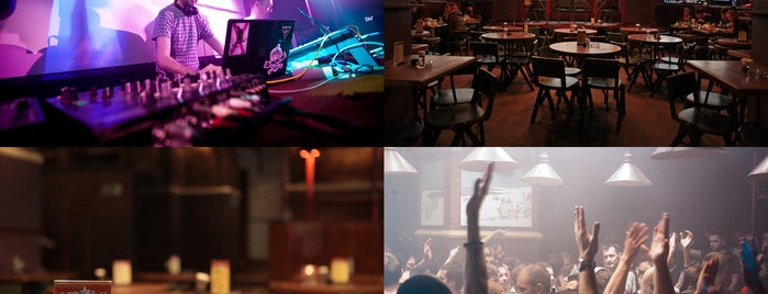 Пропаганда is one of Moscow's Best Nightclubs - 2013.