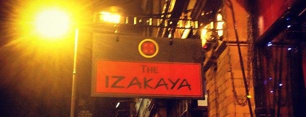 Yamamori Izakaya is one of Dublin.