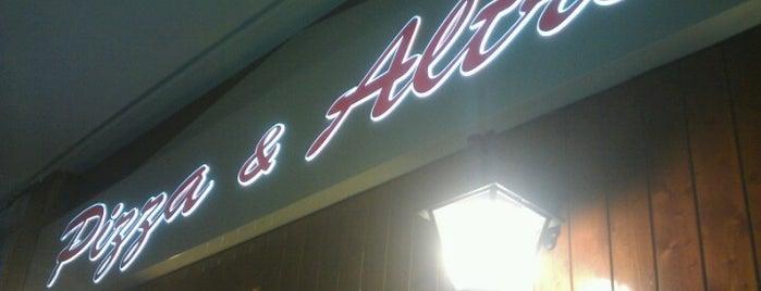 Pizza ed altro is one of สถานที่ที่ Cliff ถูกใจ.