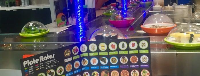 Yo! Sushi is one of Gespeicherte Orte von Kaylina.