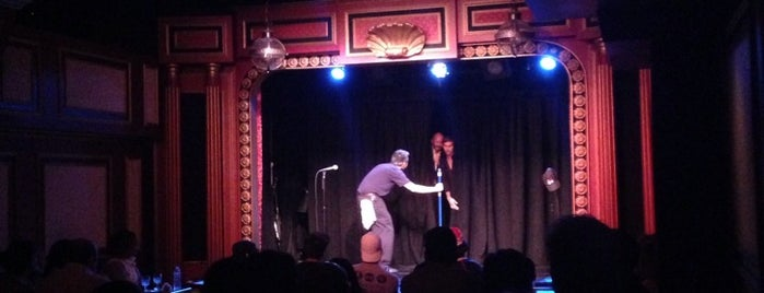 The Comedy Club is one of NYC Comedy Clubs.