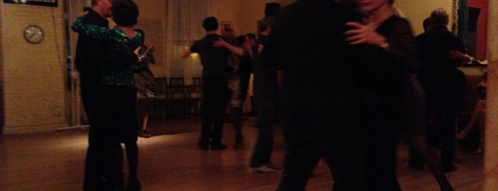 Triangulo - Tango Studio & Milonga is one of new York.