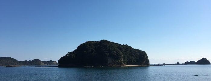 栄松ビーチ is one of Posti che sono piaciuti a Kei Grieg.