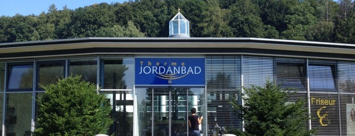 Therme Jordanbad is one of Terme, Therme, Термы.