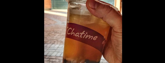 Chatime is one of Todo.