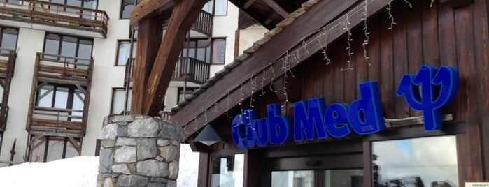 Club Med Avoriaz is one of travelling.