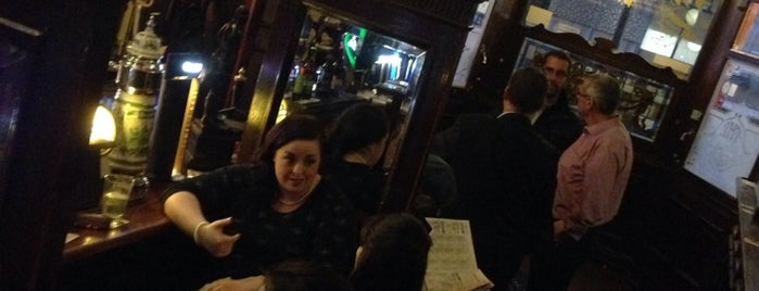 The Palace Bar is one of Dublin Essentials for PaperPaper.ru.