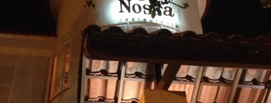 Nossa Casa is one of Eat In Rio.