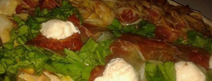 Mundo Selvagem Pizzaria is one of Gastronomia.