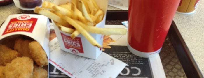 Wendy's is one of Taniaさんのお気に入りスポット.