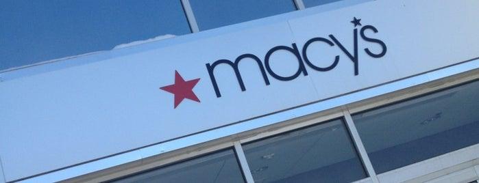 Macy's is one of Korine'nin Beğendiği Mekanlar.
