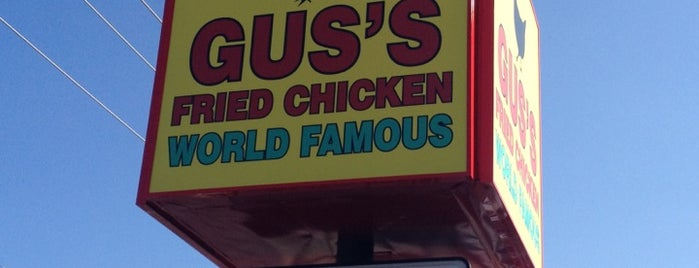 Gus's World Famous Fried Chicken is one of Deprecated 2.