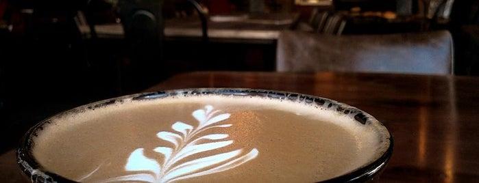Wm. Van's Coffee is one of Springfield Go-to List.