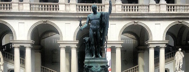 Pinacoteca di Brera is one of milan.
