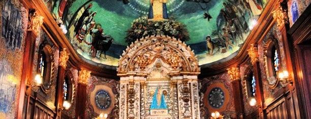 Igreja Nossa Senhora do Brasil is one of Meus locais preferidos.