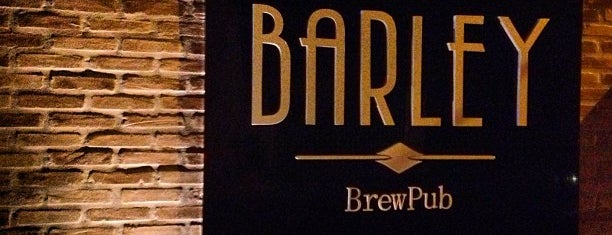 Barley Brew Pub is one of Fabi.